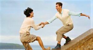 Η αληθινή Αγάπη φέρνει μόνο Ευτυχία