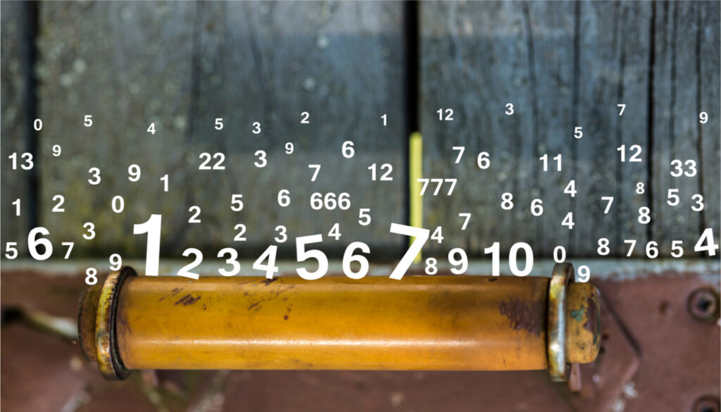 Αριθμολογία προσωπικός αριθμός και πεπρωμένο